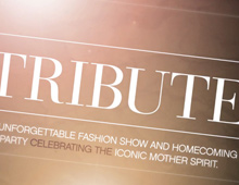 Tribute Fashion Show